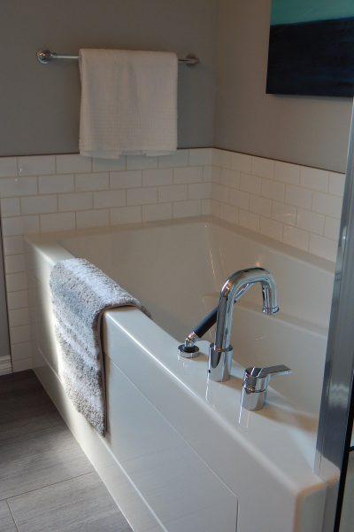bathtub, tub, bath